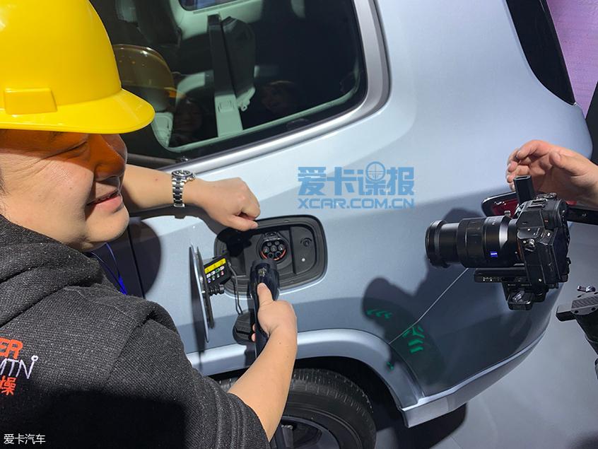 上海车展探馆:Jeep大指挥官PHEV亮相