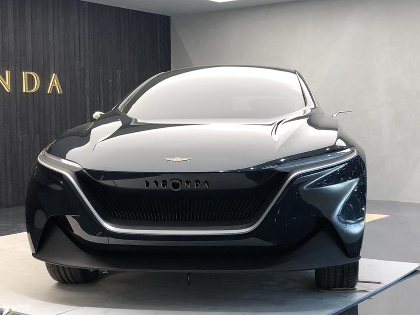 我猜思聪不会买 拉共达新SUV亮相上海