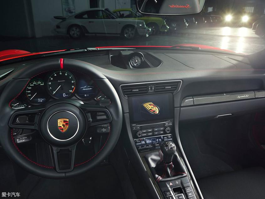 保时捷911 Speedster