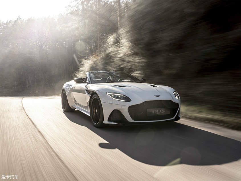 阿斯顿·马丁DBS Superleggera Volante