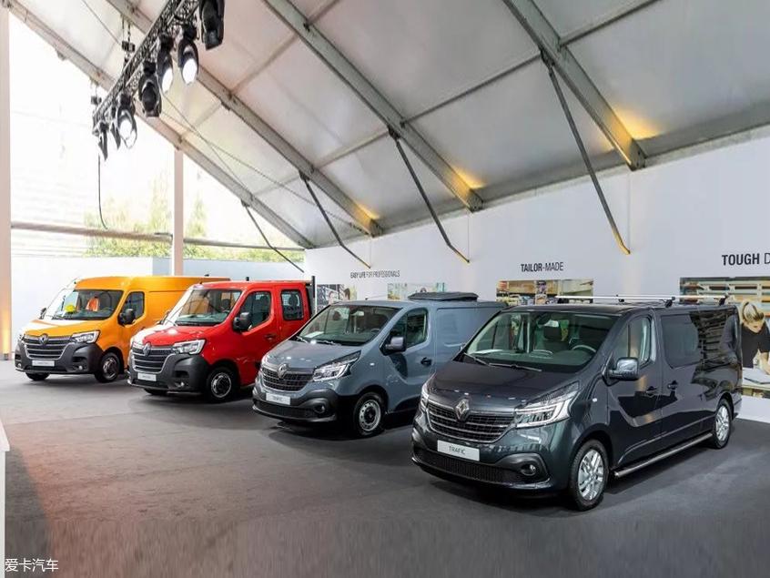 雷诺发布4款新车 华晨雷诺有望引入国产