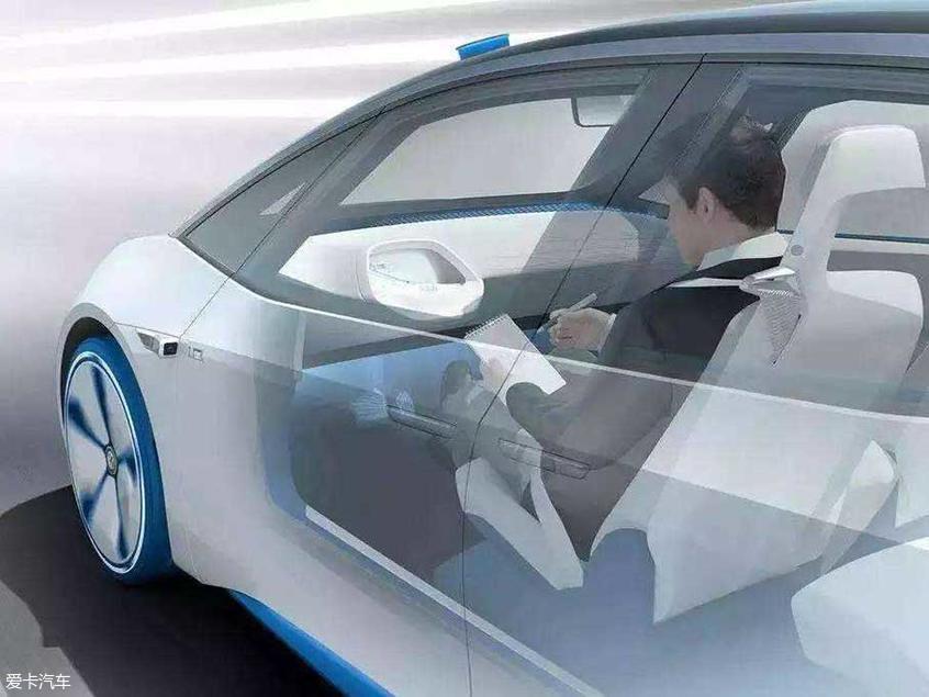 大众研发自动驾驶汽车防晕车呕吐技术