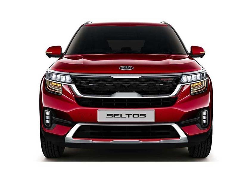 起亚Seltos车型全球首发 定位为小型SUV