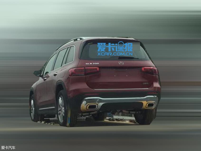 北京奔驰GLB