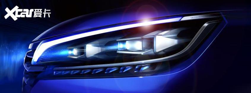 新一代广汽传祺GS4设计草图 将11月上市