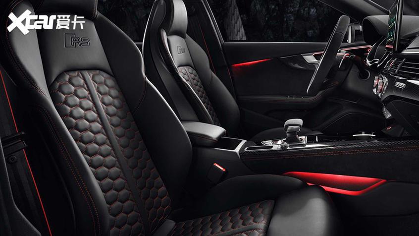 新款奥迪RS 4 Avant