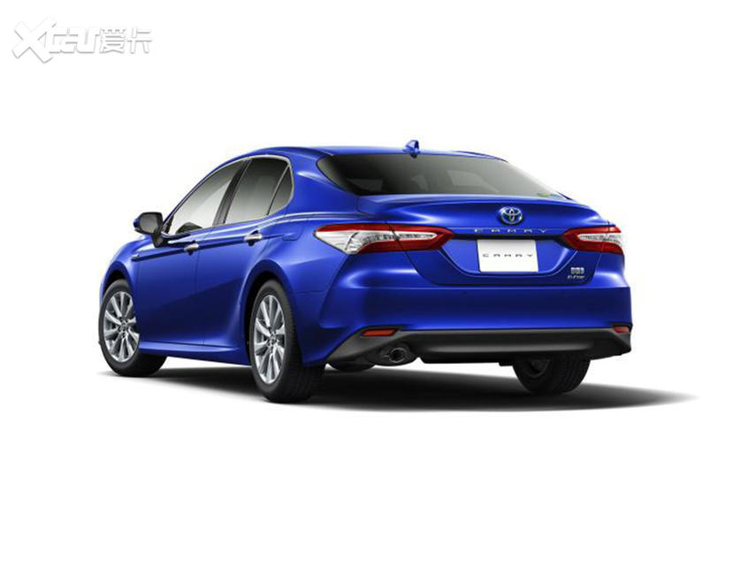 新款丰田凯美瑞官图发布