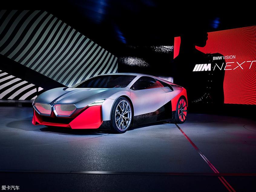 宝马Vision M NEXT概念车