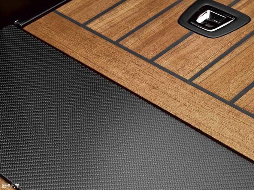 宝马X7皮卡概念车官图 未来并不会量产