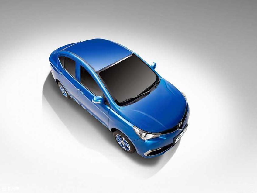 雷丁发i5车型官图 采用家族式设计风格