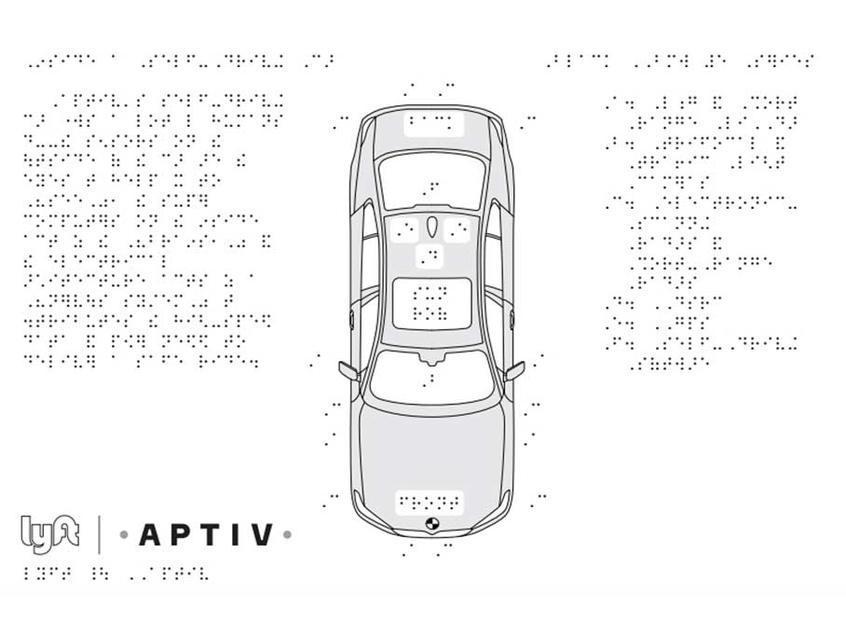 Lyft推出全新技术 为视力低下人群服务