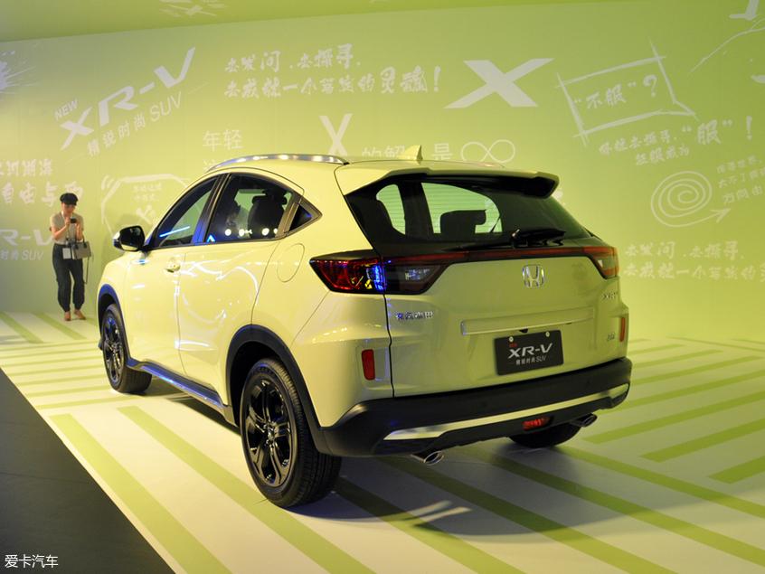 东风本田新款XR-V