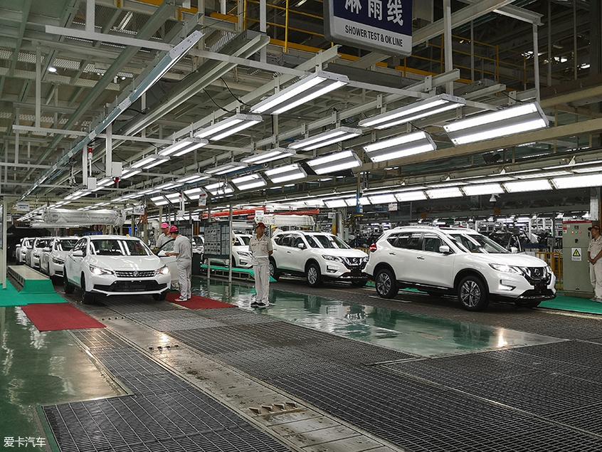 D60电动版下线 东风启辰EV双车开启预售