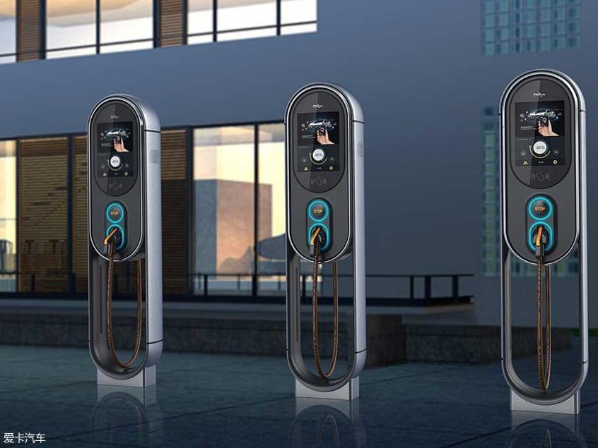福特与大众子公司 布局电动车充电网络