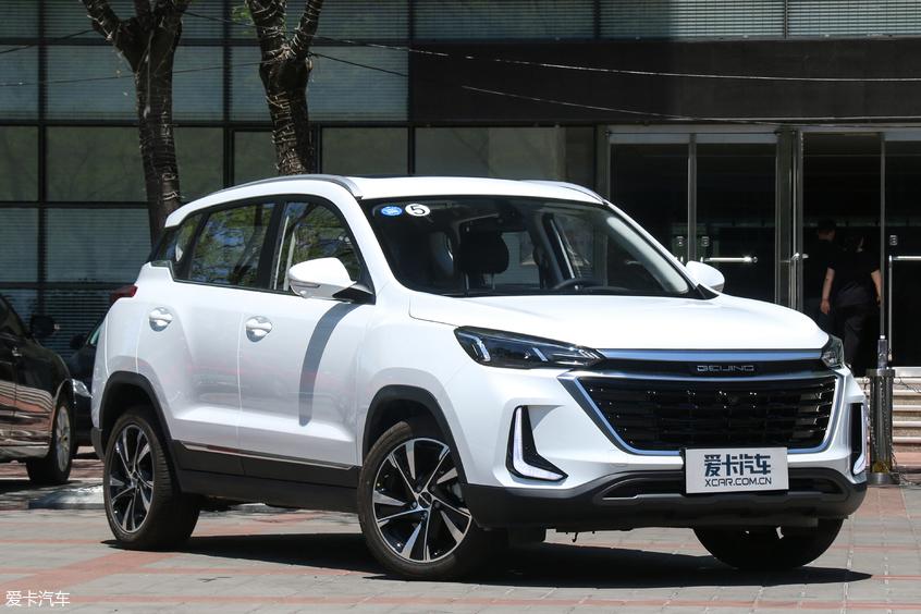 9款车型 北京汽车智达X3将7月26日上市