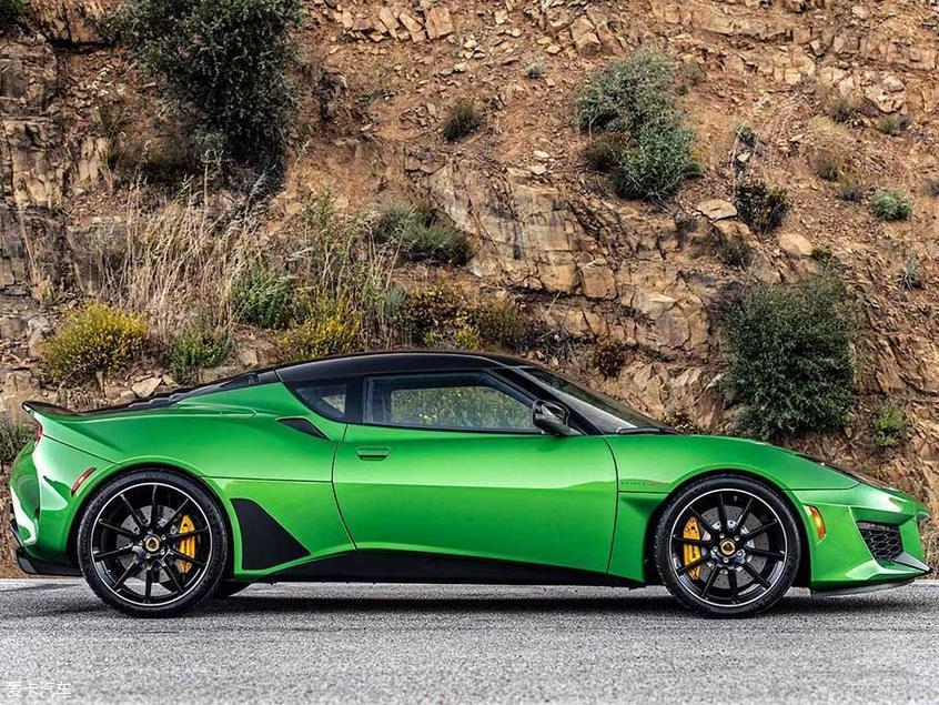 路特斯新款Evora GT官图 换装车身组件