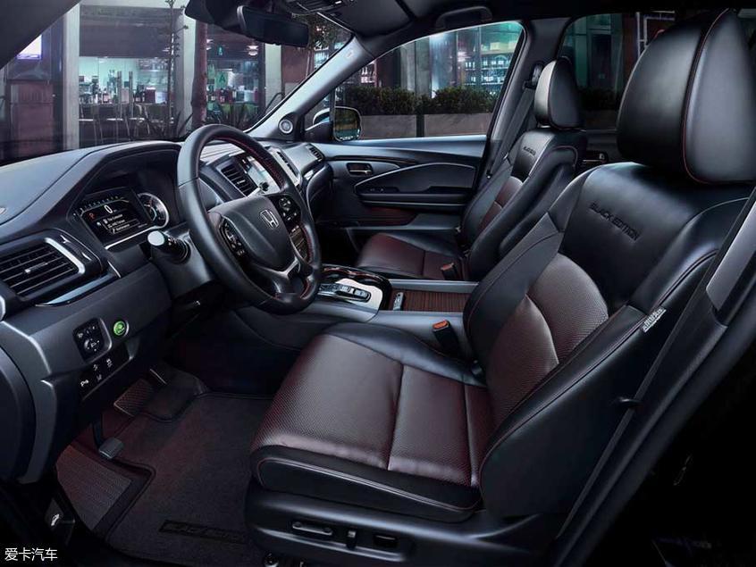 本田推出Pilot特别版车型 针对北美市场