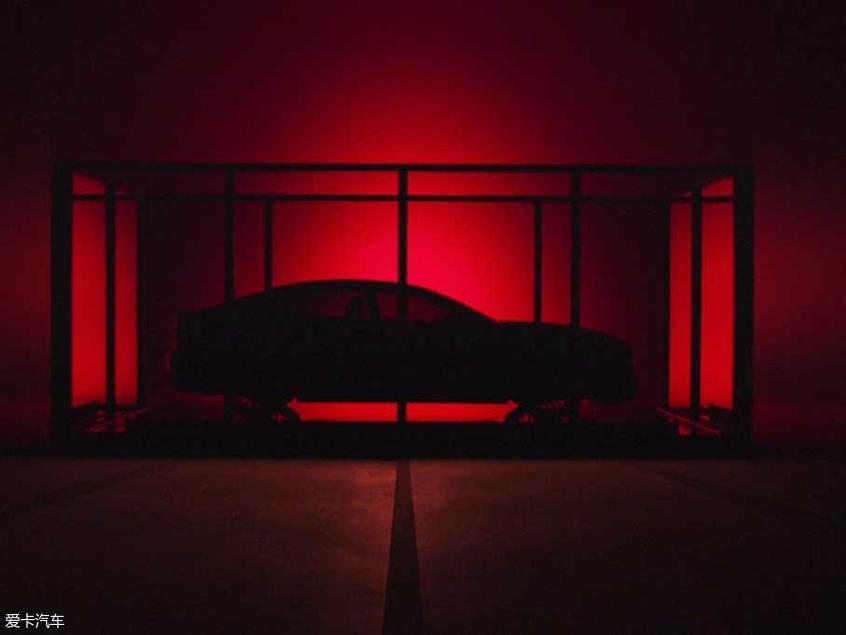 讴歌Type S Concept预告 将8月15日发布