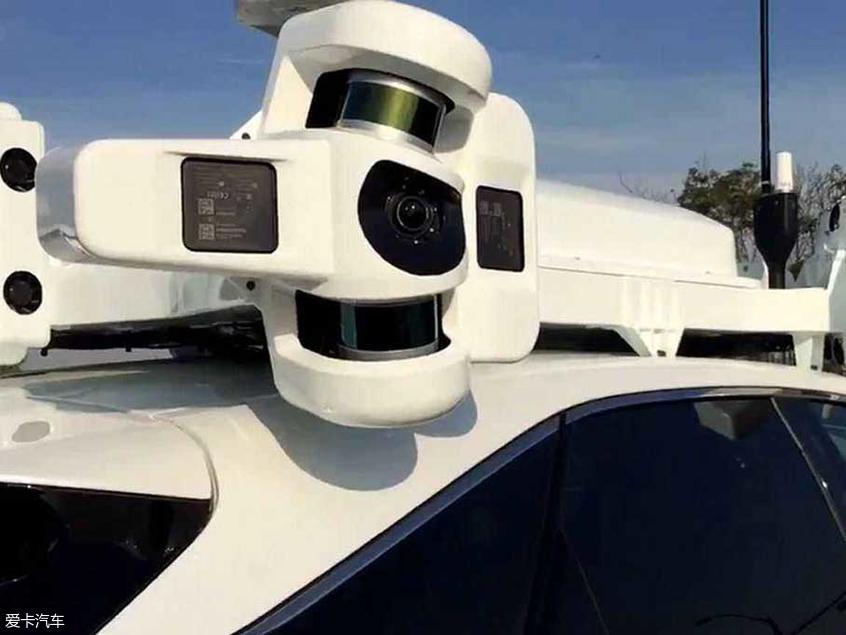 """更像""""遥控手柄"""" 苹果发自动驾驶专利"""
