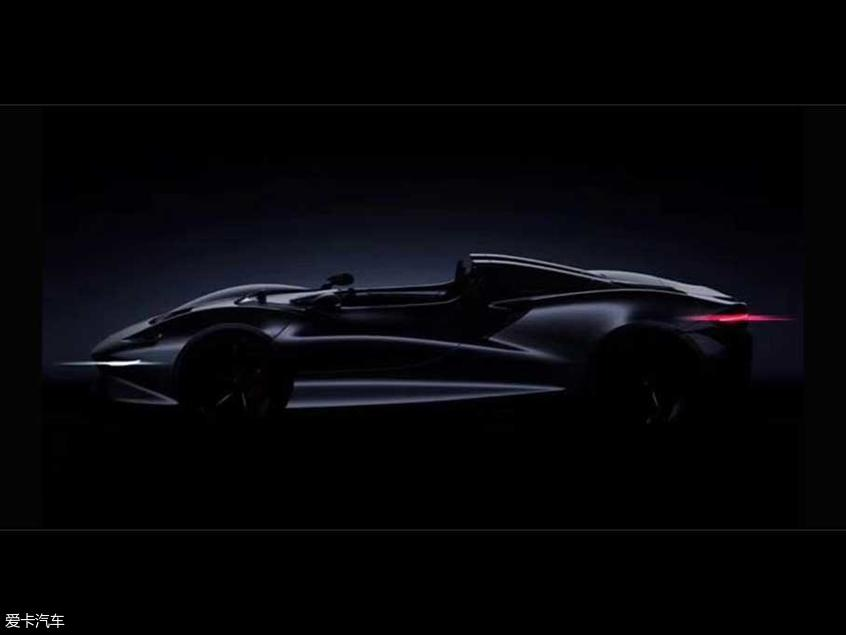 迈凯伦全新超跑预告图 将于2020年发布