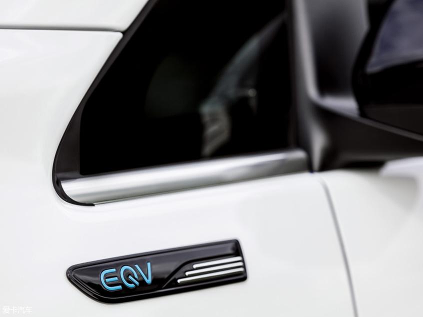 奔驰EQV量产版