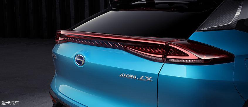 广汽新能源Aion LX开启预售