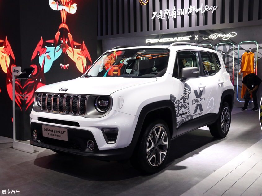 新款Jeep自由侠