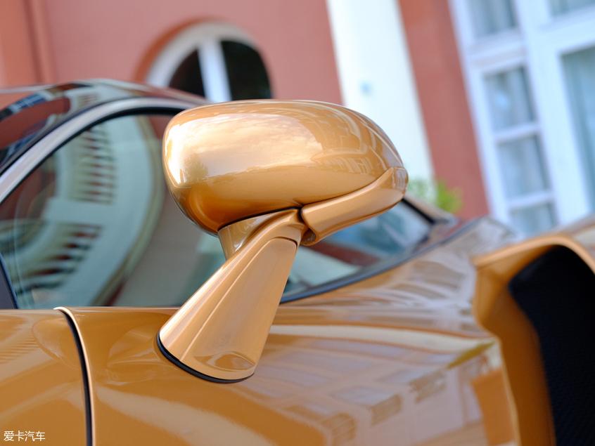 全新迈凯伦GT