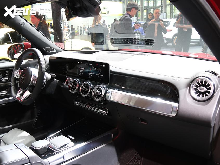 梅赛德斯-AMG GLB 35