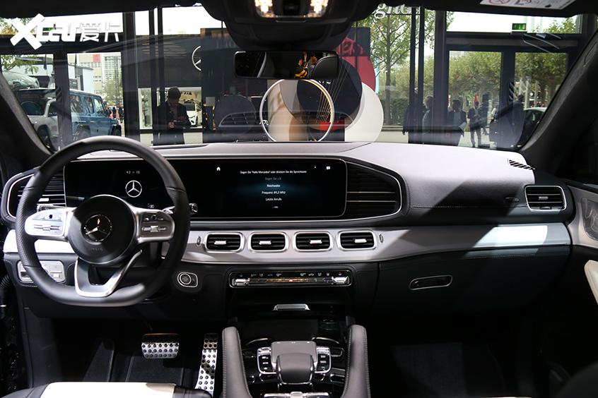 法兰克福车展全新一代GLE Coupe发布