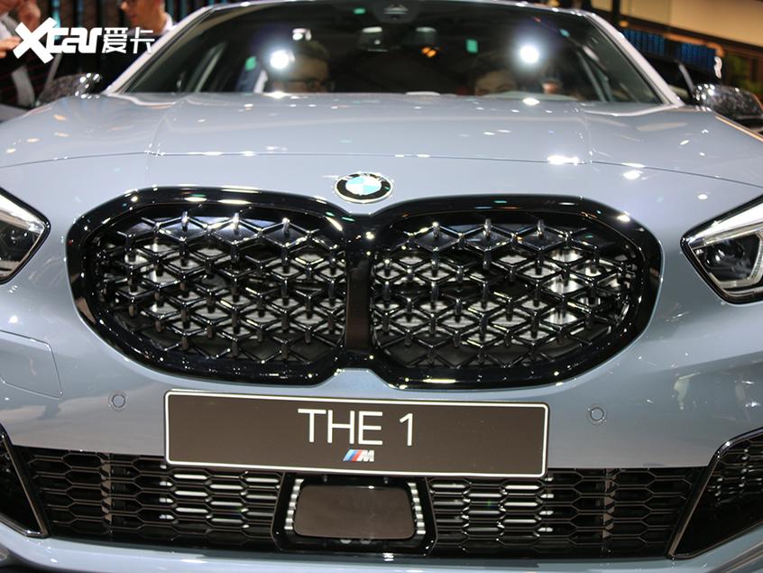 2019法兰克福车展 宝马全新一代1系首发