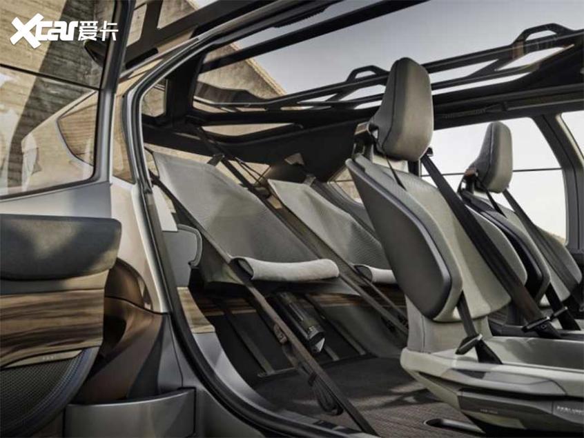 法兰克福:奥迪AI:Trail Quattro概念车