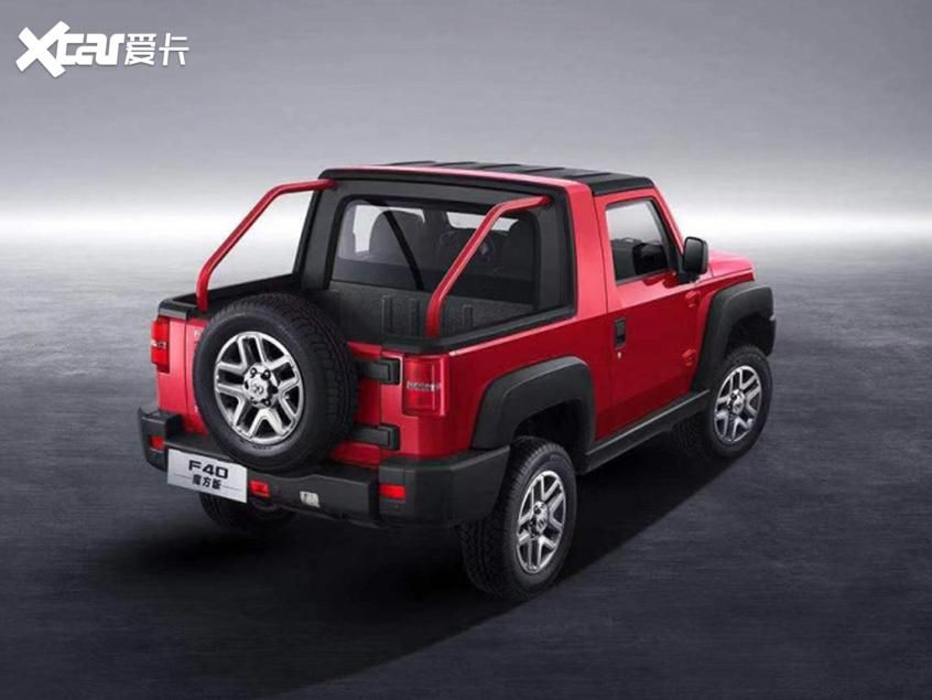北京F40皮卡