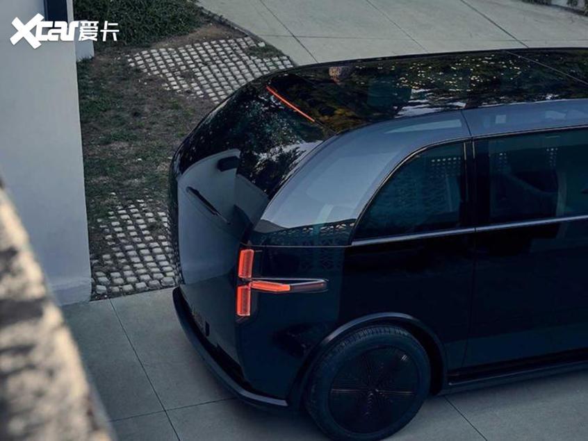 Canoo EV官图发布 跟宝马相关电动品牌