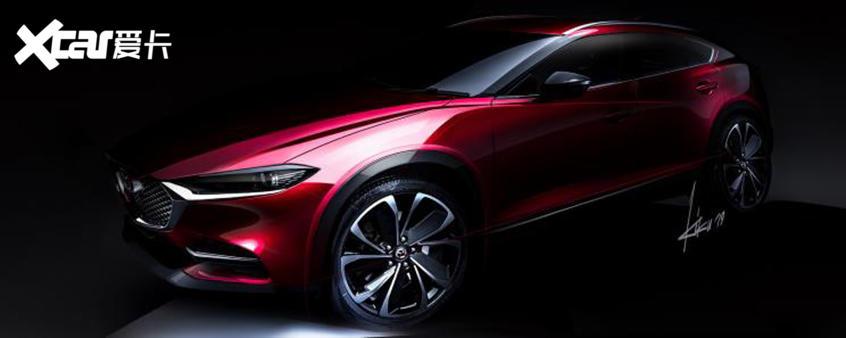 新款马自达CX-4官图 坚持自然吸气动力