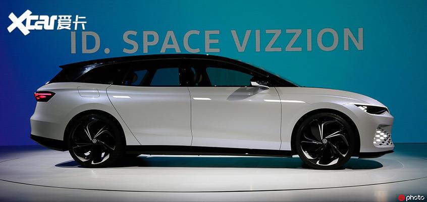 大众ID. Space Vizzion概念车