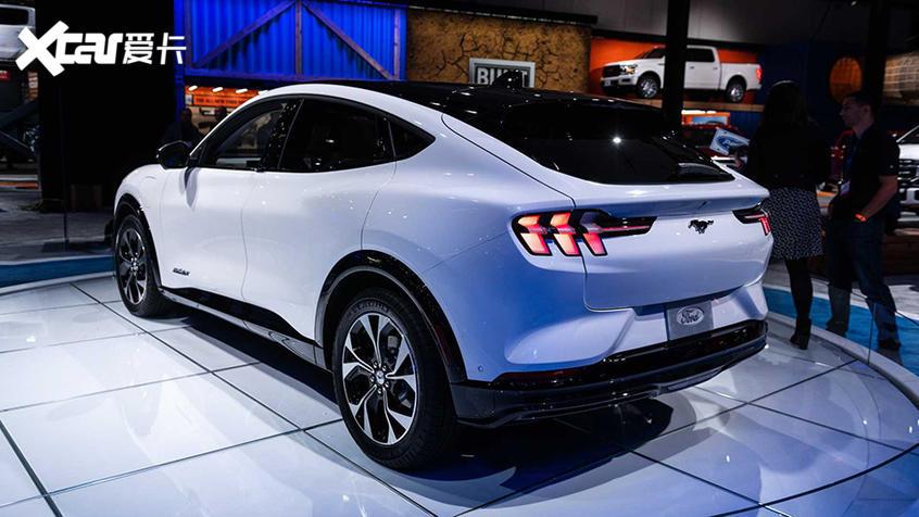 福特Mustang Mach-E