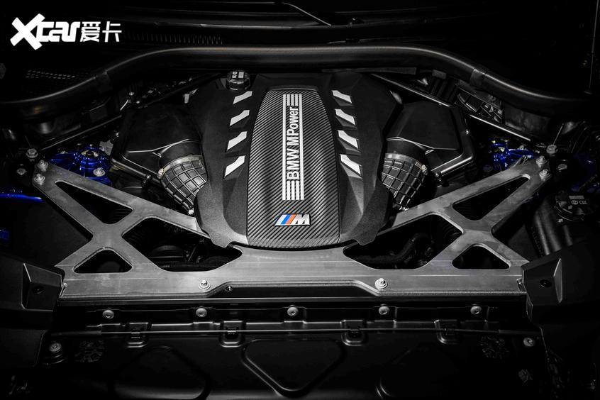 全新宝马X5 M/X6 M将于洛杉矶车展首发