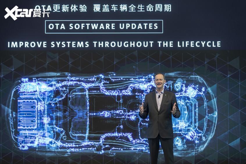 通用将在华推全新电子架构 CT5率先搭载