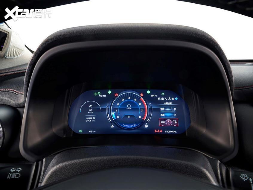 2020款VV5将于10月15日上市 搭2种动力