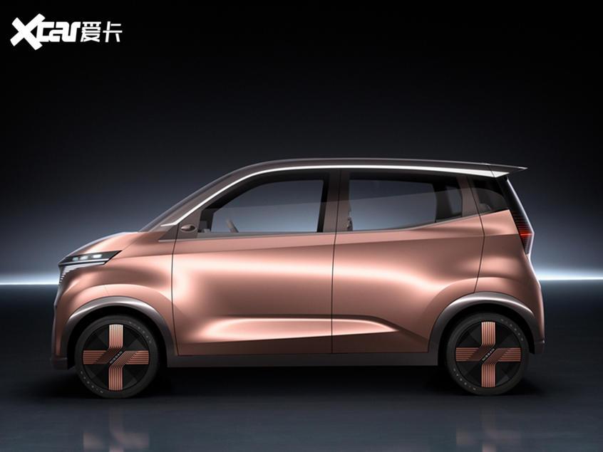 日产IMk纯电动概念车