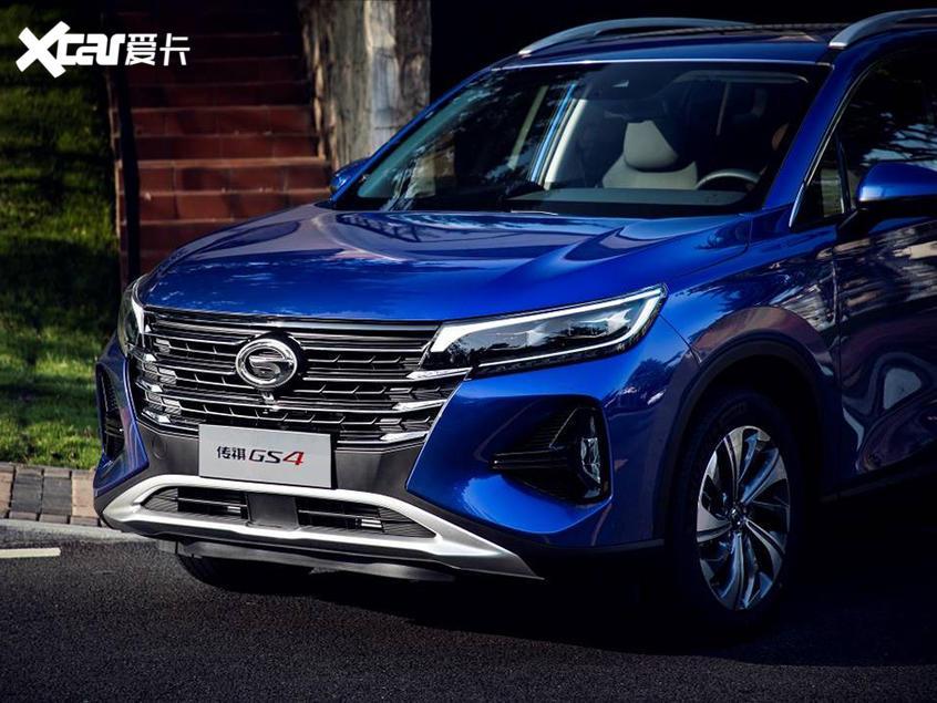 广汽传祺新一代GS4下线 搭全新1.5T动力