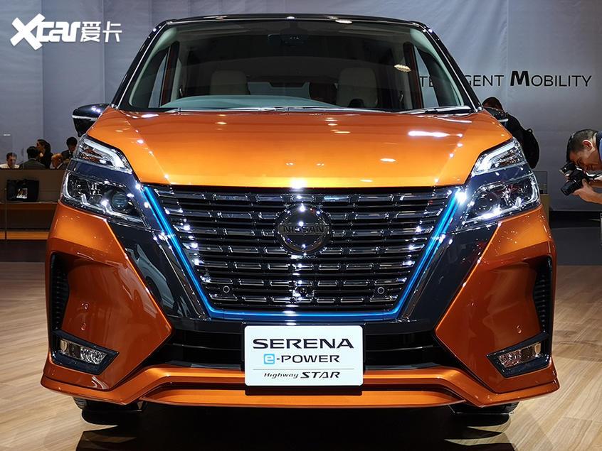 2019东京车展:新款日产Serena正式首发