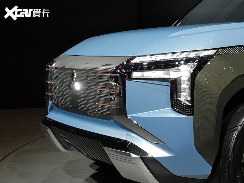 三菱MI-TECH东京车展首发 搭混动系统