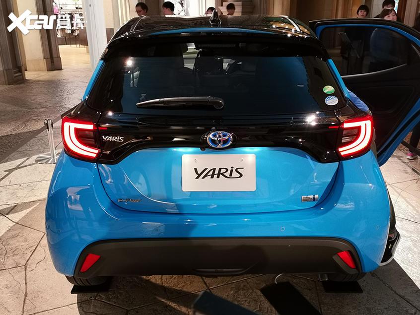 全新一代丰田YARiS