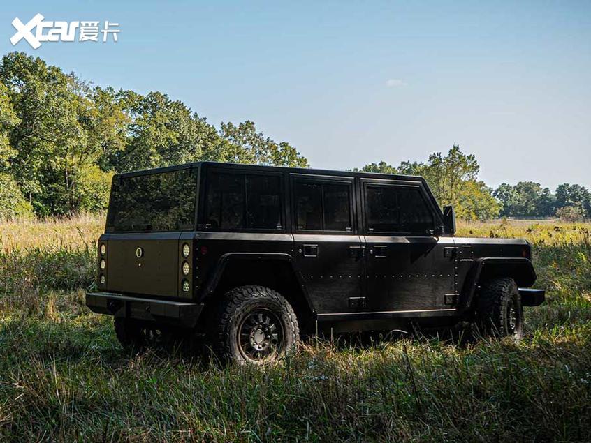Bollinger B1/B2售价公布 售12.5万美金