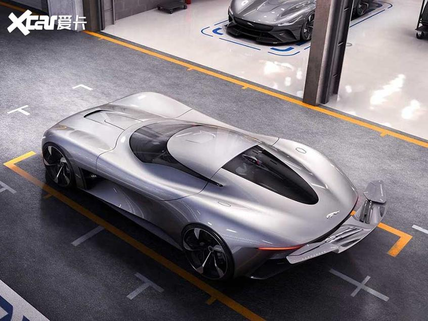捷豹Vision Gran Turismo官图正式发布