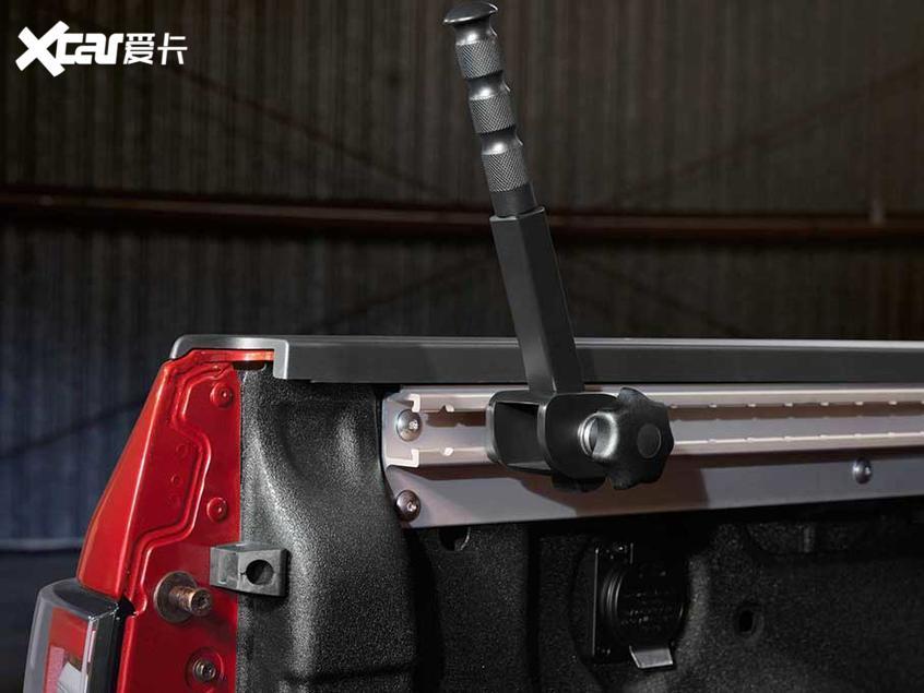 日产Titan越野套件版 搭载越野专属配置