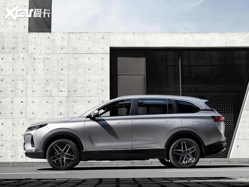 威马EX6 Plus官图发布将广州车展上市