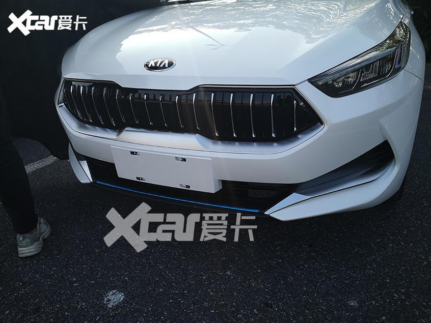 东风悦达起亚新一代K3 EV纯电动版